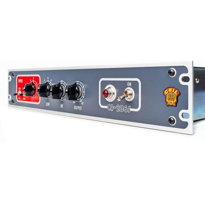 Coil Audio CA-286s Single Channel Preamp