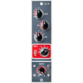 Coil Audio CA-70 PS6 Modular Preamp