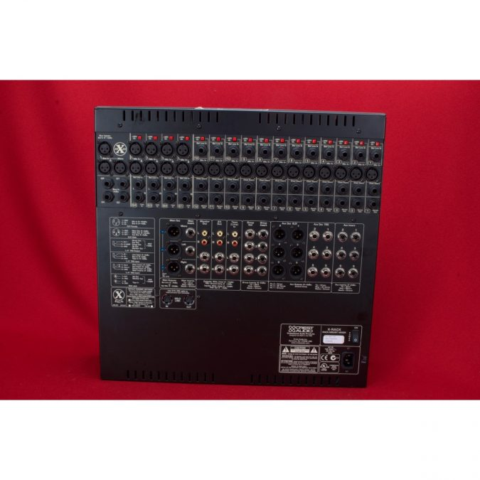 Crest Audio X-Rack Rackmount Mixer (Used)