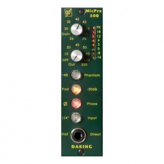 Daking Mic Pre 500