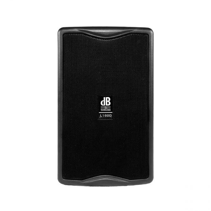 dBtechnologies Minibox L 160D Active Speaker 2×5″ 160 Watt