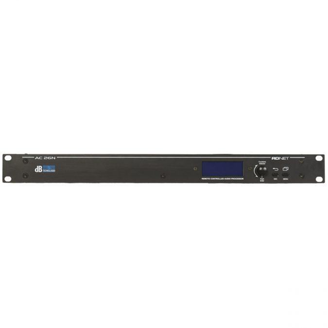 dBTechnologies AC26N Digital Audio Controller