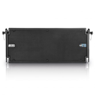 dBTechnologies DVA-T8 3-Way Active Line Array Module