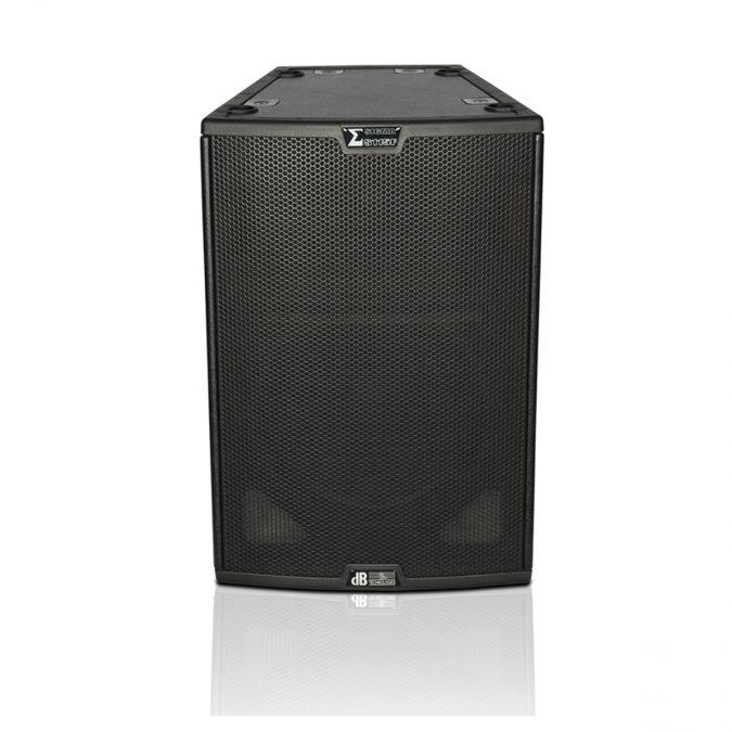 dBTechnologies SIGMA-S115-F Active Speaker