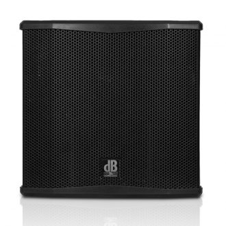 dBTechnologies SUB-15H Horn-loaded Active Subwoofer