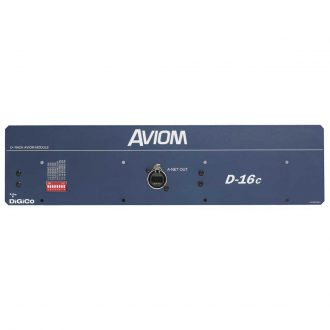 Digico AVIOM D-16c Card