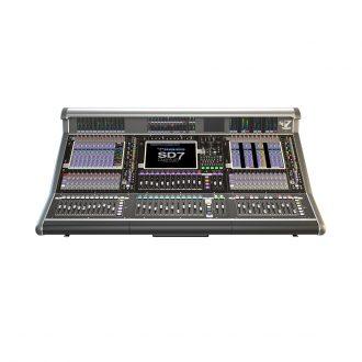 DiGiCo SD7 Quantum Control Surface