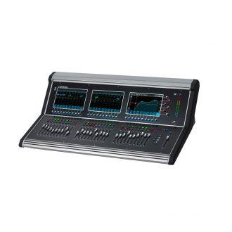 DiGiCo S31 Control Surface 31 Fader 3 Screens
