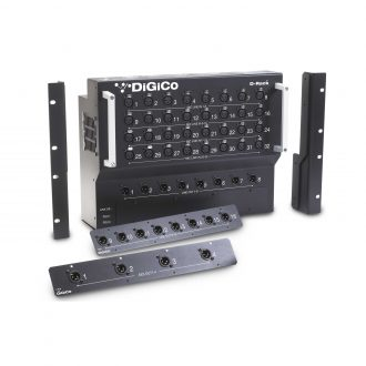 DiGiCo D-Rack Stage Box