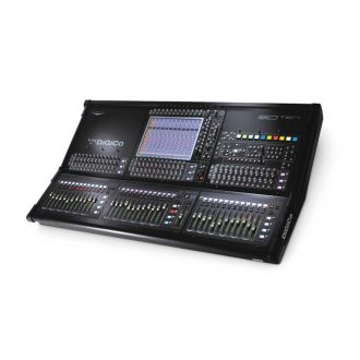DiGiCo SD10B-24 Digital Mixing Control Surface