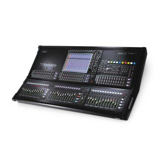 DiGiCo SD10B Digital Mixing Control Surface