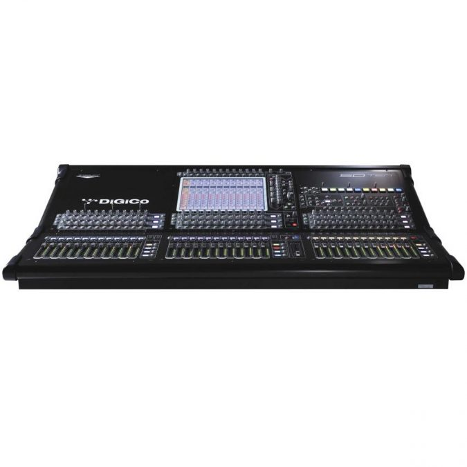 DiGiCo SD10B Digital Mixing Control Surface
