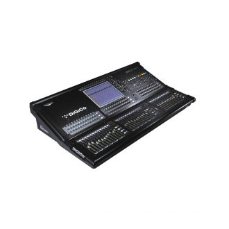 DiGiCo SD10T Digital Mixing Control Surface