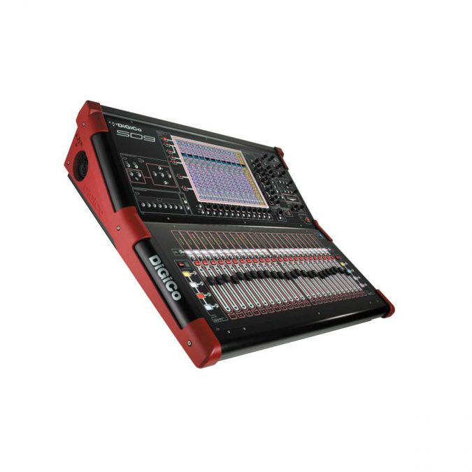 Digico SD9B Digital Mixing Control Surface