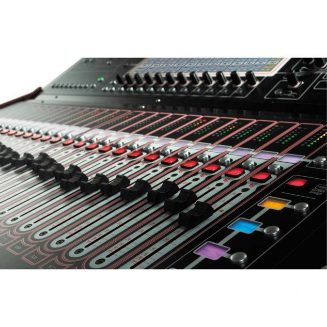 Digico SD9T Digital Mixing Control Surface