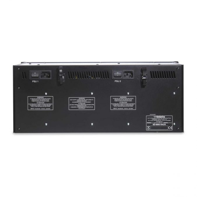 Digico SD-Mini Compact In/Out Rack