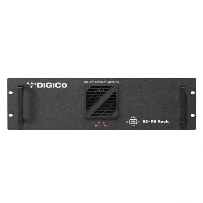DiGiCo SD-RE Rack