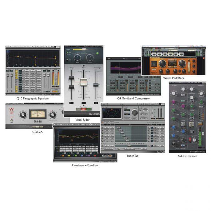 DiGiCo Waves SoundGrid