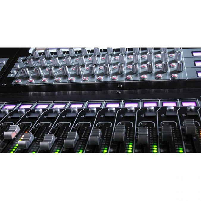 DiGiCo SD10 Control Surface