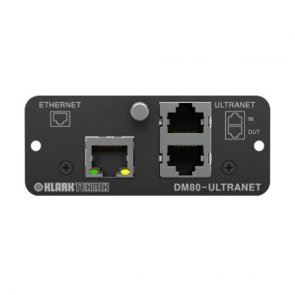 Klark Teknik DM80-ULTRANET Expansion Module