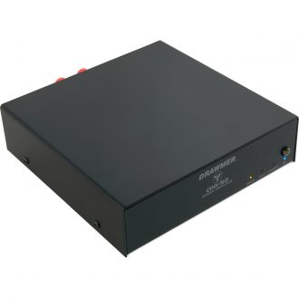 Drawmer CPA-50 Power Amplifier