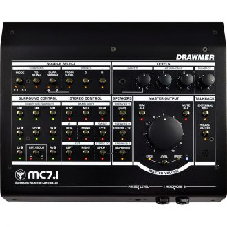 Drawmer MC7.1 Monitor Controller