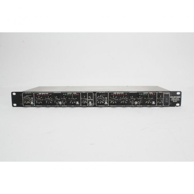 Drawmer DL241 Noise Gate (Used)