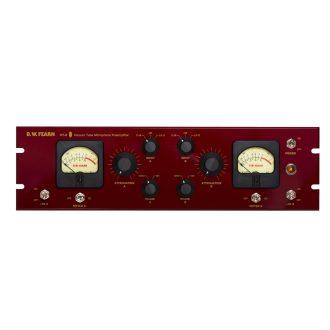 D.W. Fearn VT-2 Dual-Channel Microphone Preamplifier