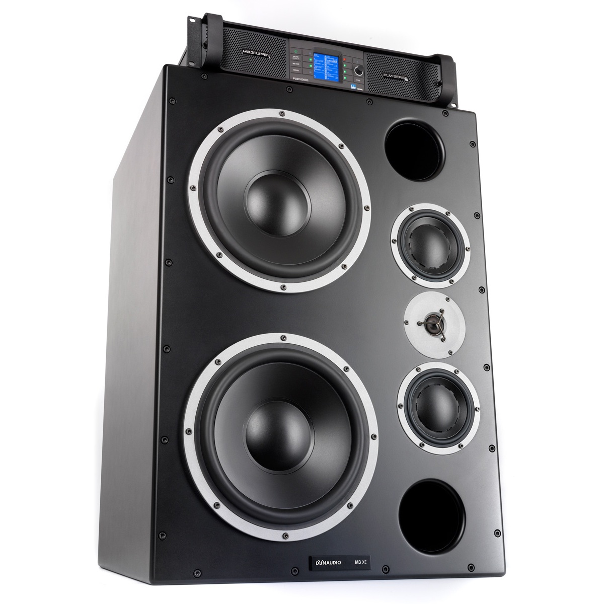dynaudio m3xe monitor system sonic circus. Black Bedroom Furniture Sets. Home Design Ideas