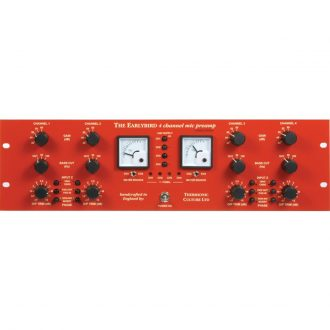 Thermionic Culture EARLYBIRD 4 Four Channel Mic Pre
