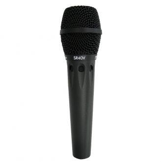 Earthworks SR40V 40kHz Handheld Vocal Condenser Microphone