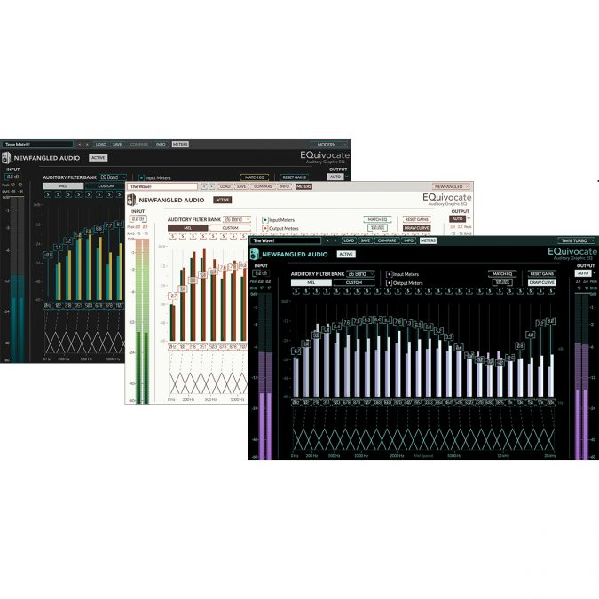 Eventide EQuivocate Mixing Mastering Plugin
