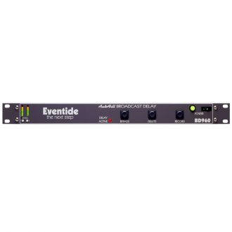 Eventide BD960 Stereo-Unit Broadcast Delay