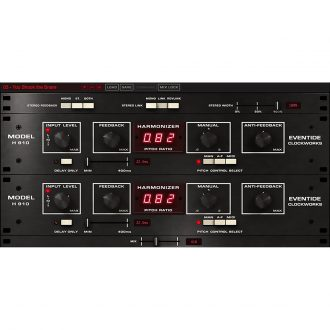 Eventide H910 Harmonizer Audio Effects Plugin