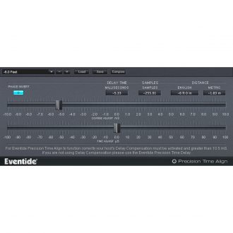 Eventide Precision Time Align/Delay Plugin