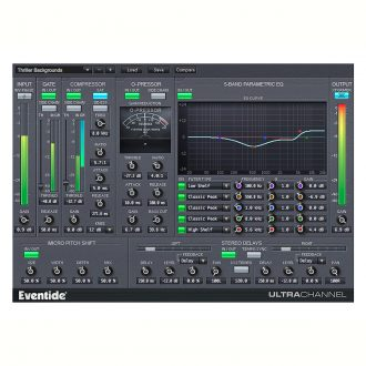 Eventide ULTRACHANNEL Channel Strip Plugin