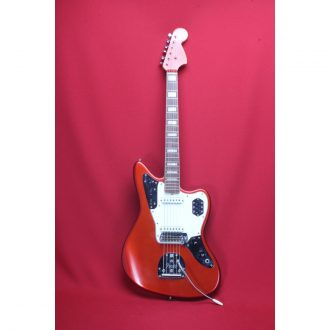 1966 Fender Jaguar Candy Apple Red (Vintage)
