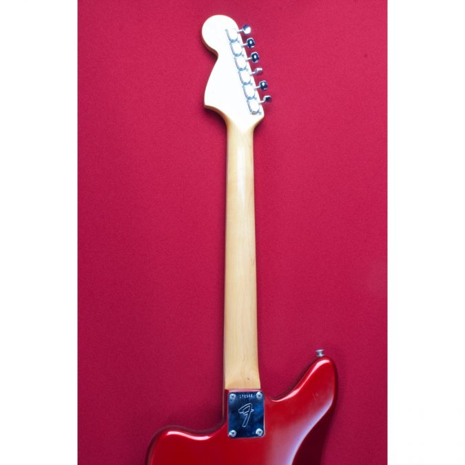 1966 Fender Jaguar Candy Apple Red (Vintage)