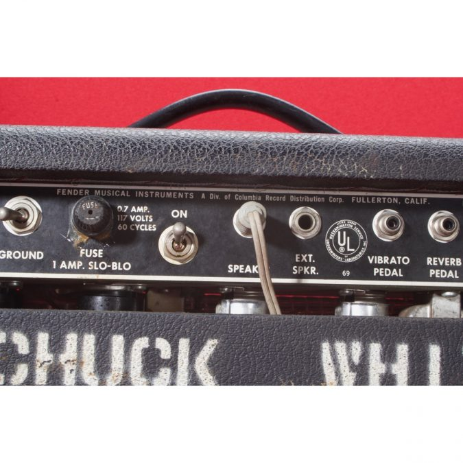 Fender Princeton Reverb 1965 blackface (Vintage)