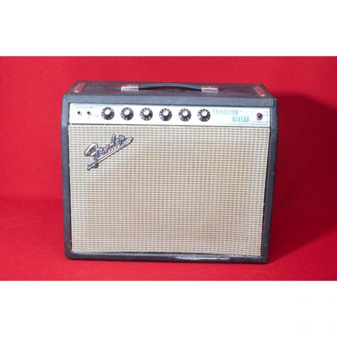 Fender Princeton Reverb 1972 sliverface A26574 Fender Special Design (Blue)
