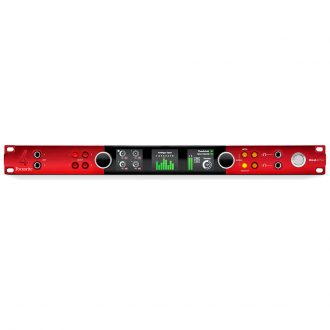 Focusrite AMS Red 4Pre – 58 IN x 64 OUT Audio Interface