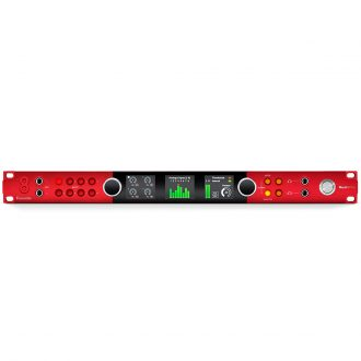 Focusrite AMS Red 8Pre – 64 IN x 64 OUT Audio Interface