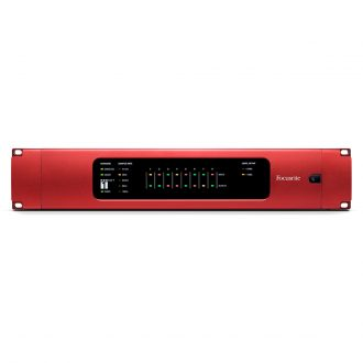 Focusrite RedNet 1 8-Channel AD/DA Interface