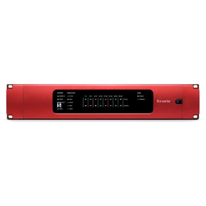 Focusrite AMS-RedNet 5 – 32 Channel HD Bridge