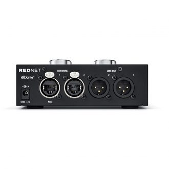 Focusrite AMS-RedNet AM2 – Studio Mon w/ Headphone