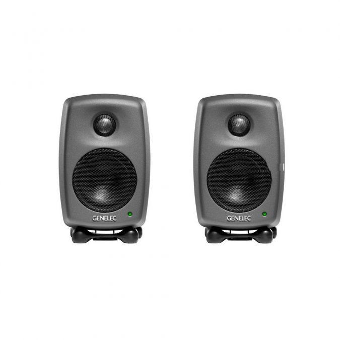 Genelec 8010 Compact Studio Monitors (Pair)