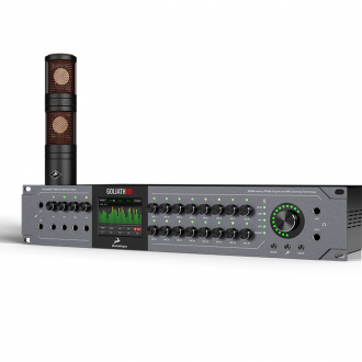 Antelope Audio Goliath HD + Edge Quadro