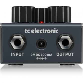 TC Electronic Grand Magus Distortion Effects Pedal