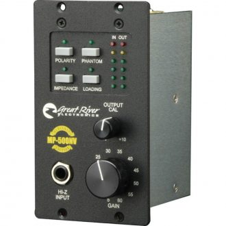 Great River MP-500NV 500 Series Microphone Preamp