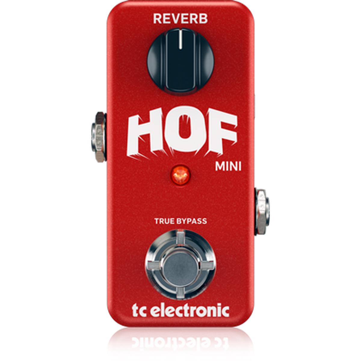 Hall Of Fame Mini Reverb : tc electronic hall of fame mini reverb pedal sonic circus ~ Hamham.info Haus und Dekorationen